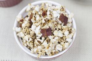 Maple Bacon Popcorn