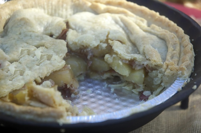Apple Pie (with Bacon)