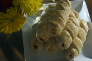 (pretty) Pigs In A Blanket