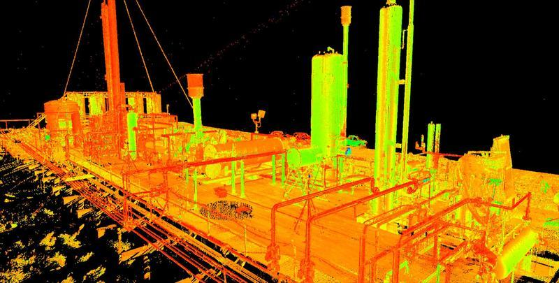 HIGH DEFINITION SCANNING TAKES THE GUESSWORK OUT OF SURVEYING
