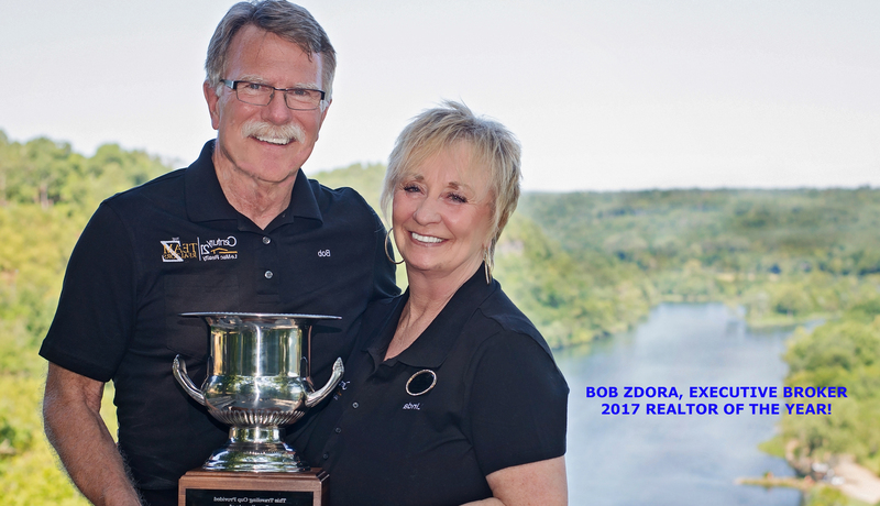 BOB AND LINDA ZDORA