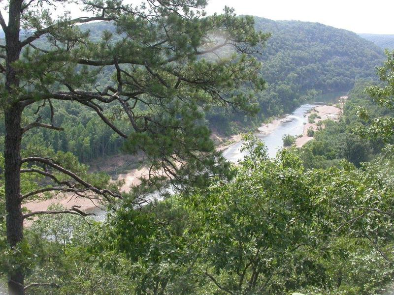 Hiking The Lower Buffalo River Trails
