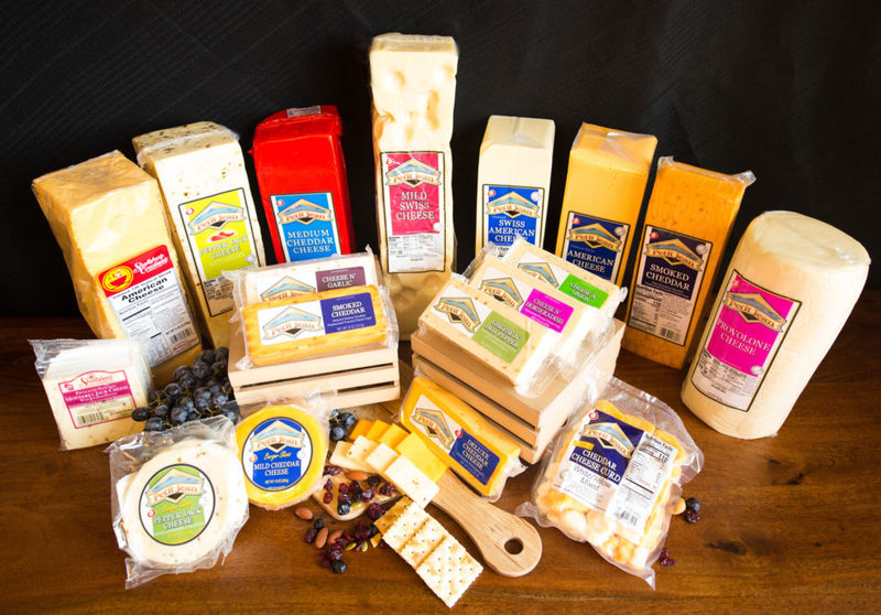 Petit Jean Cheese Boards