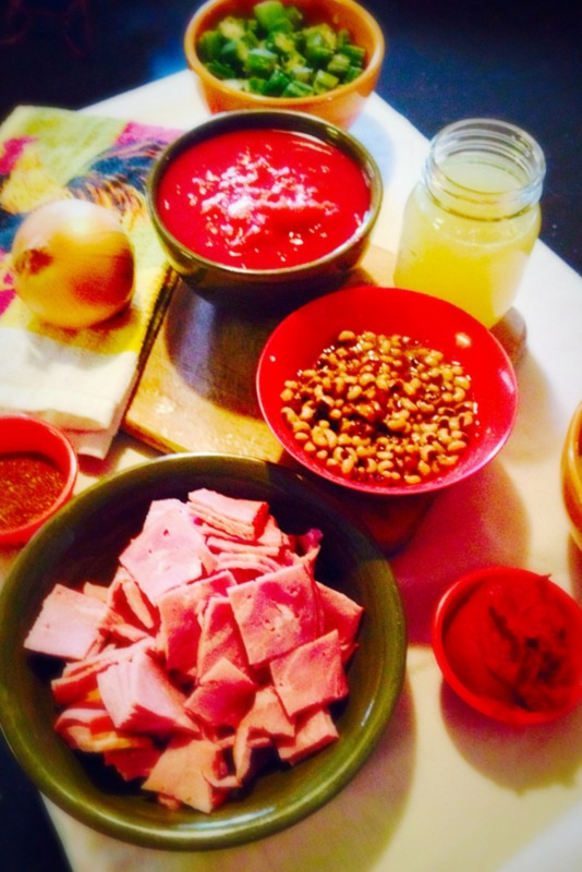 Southern Ham Gumbo