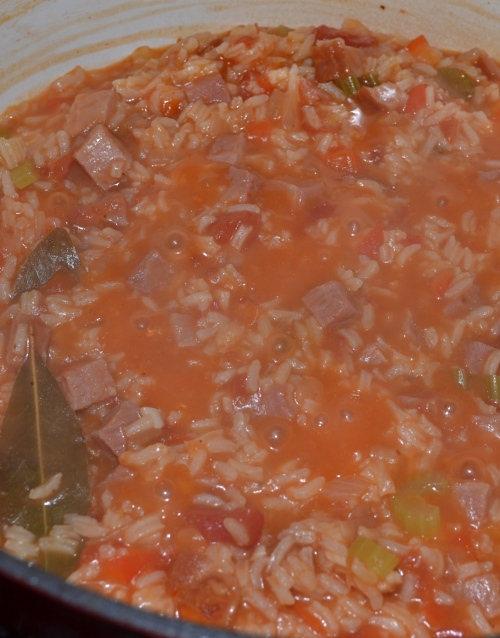 Weeknight Jambalaya