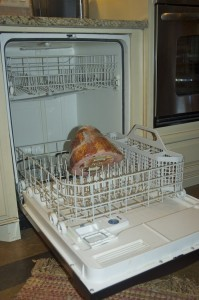 Dishwasher Spiral Sliced Ham