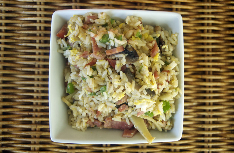 Ham Fried Rice