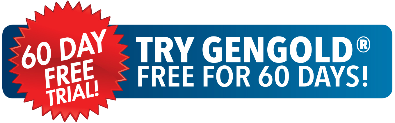 Try Genfold Free for 60 Days