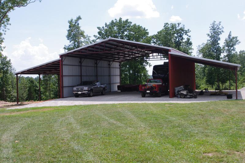 Pole Barn Vs. A Steel Barn From Global Steel Buildings