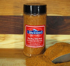 Big Hog BBQ Rub