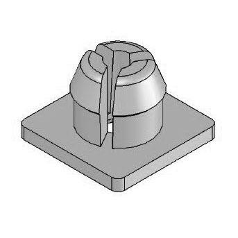 Grommet Nut