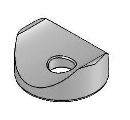 Coved Spacer