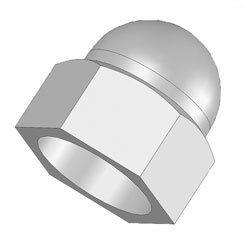 Metric Screw Nut Cover