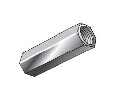 Hex Spacers with Metric Tap