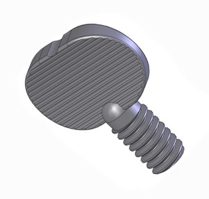 Oval Thumb Screw