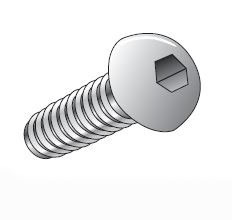 Metric Button Head Socket