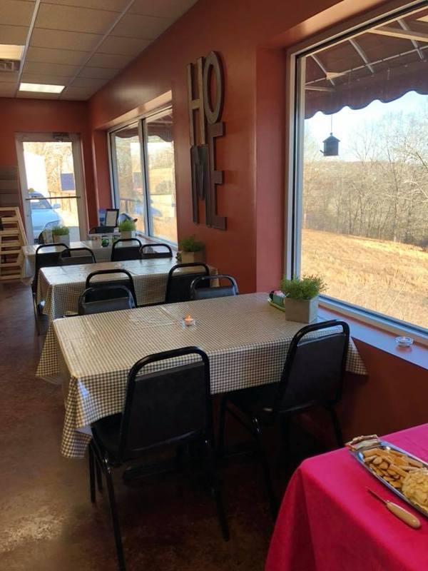 The Overlook Café