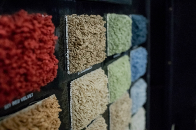 Let Village Carpet install your floors.
