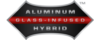 Glass-Infused Aluminum Hybrid™
