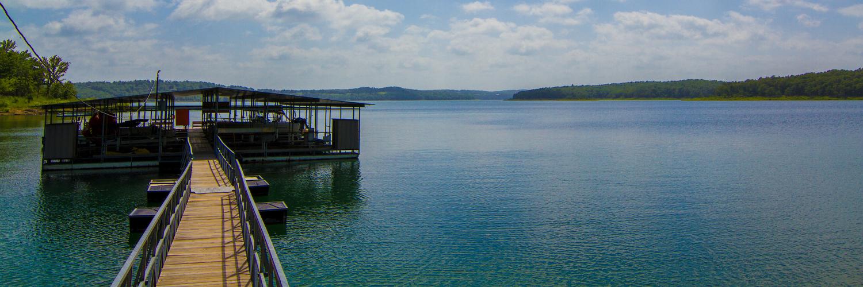Fish & Fiddle Resort - Lake Norfork Arkansas