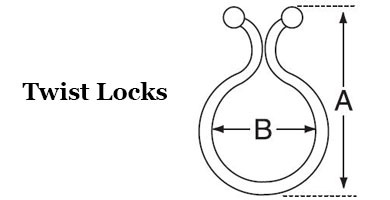 Twist Locks