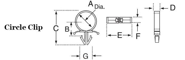 Circle Clip