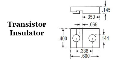 Transistor Insulators