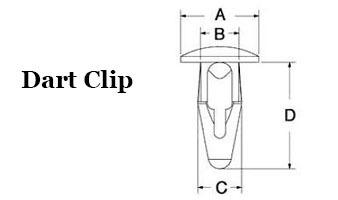 Dart Clip