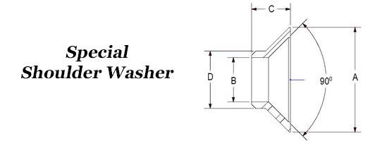 Special Shoulder Washers