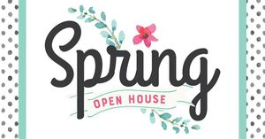 Spring Open House - May 4-5, 2018