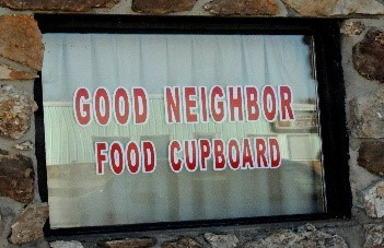 Good Neighbor Food Cupboard