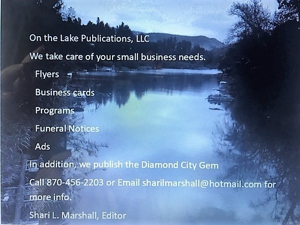 On The Lake Publications