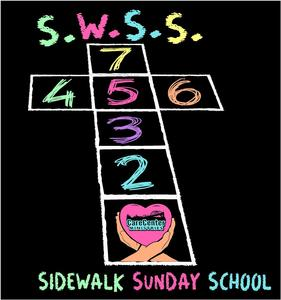 Sidewalk Sunday School