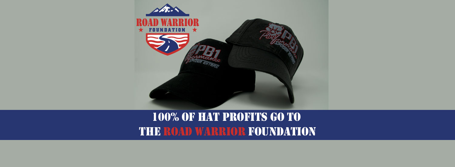 SUPPORT ROAD WARRIORS