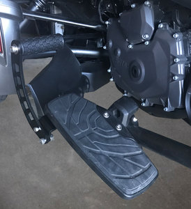 CAN-AM SPYDER F3 Floor Board Highway Road Pegs  SF3-FB