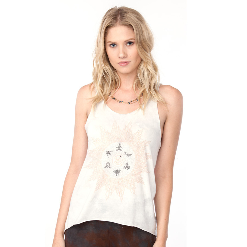 Graphic Tank For Her