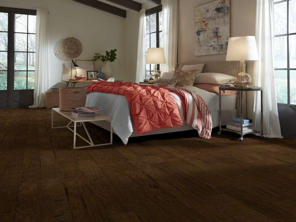 Hardwood flooring by Shaw at Village Carpet Shop