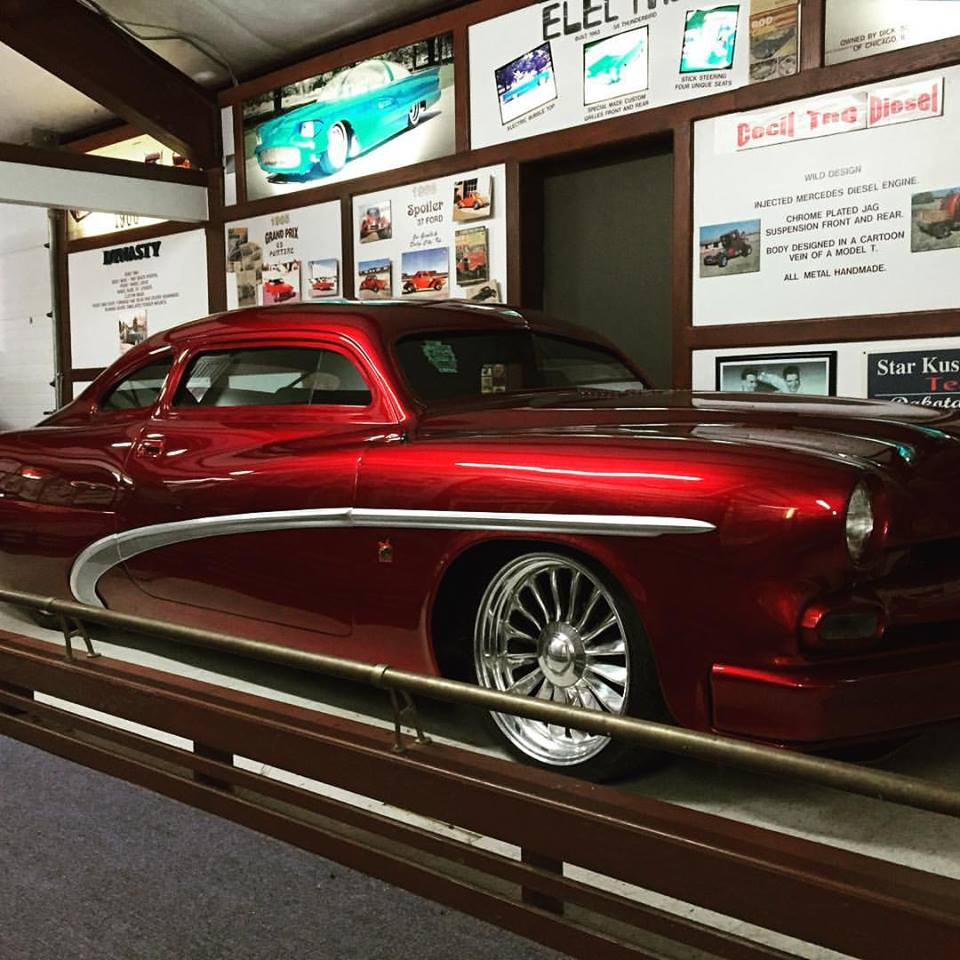 National Rod & Custom Car Hall of Fame