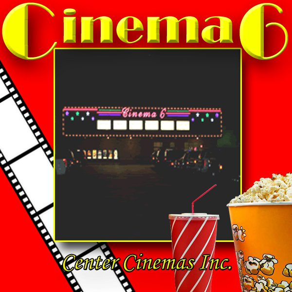 Cinema 6 of Grove