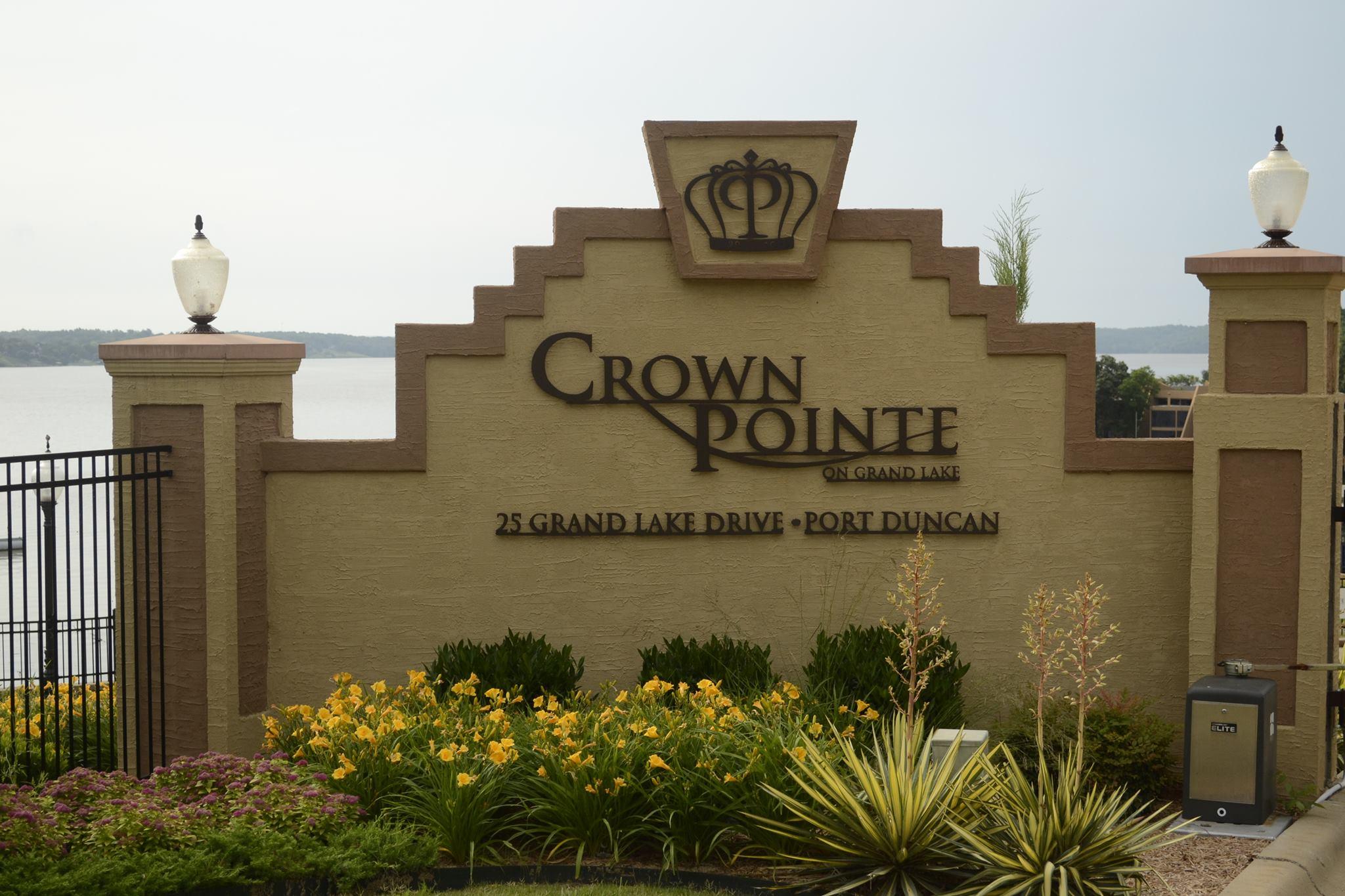 Crown Pointe Development & Marina