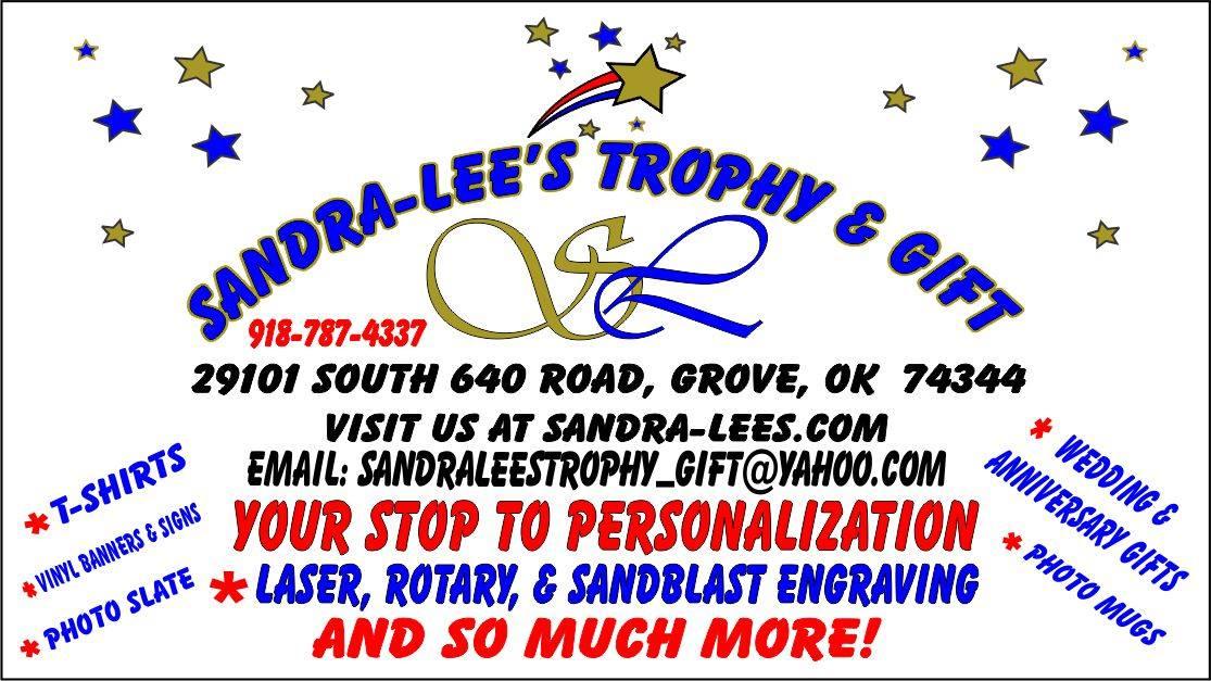 Sandra-Lee's Trophy & Gift
