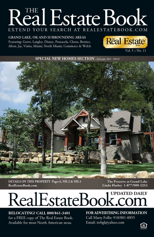 Real Estate Book of Grand Lake