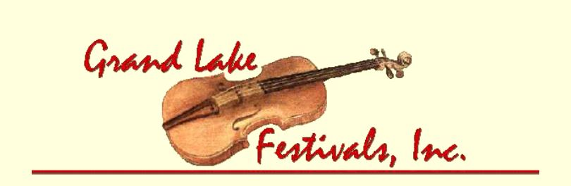 Grand Lake Festivals, Inc.