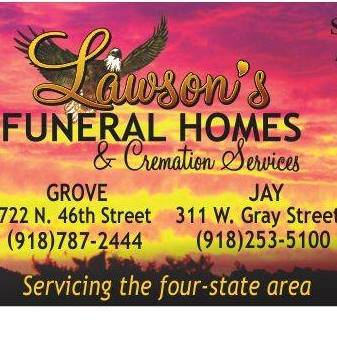 Lawson's Funeral  Homes & Cremation Services