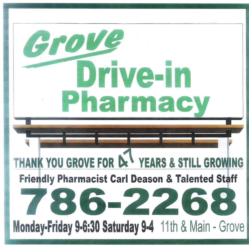 Grove Drive-In Pharmacy