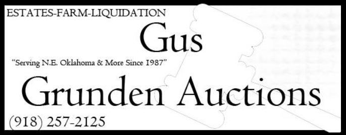Gus Grunden Auctions
