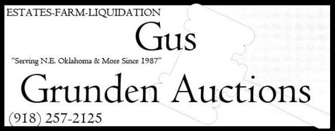 Gus Grunden Auctions