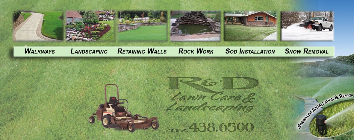 R & D Lawncare and Landscape, LLC