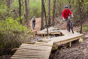 Lyon College Hiking & Biking Trails