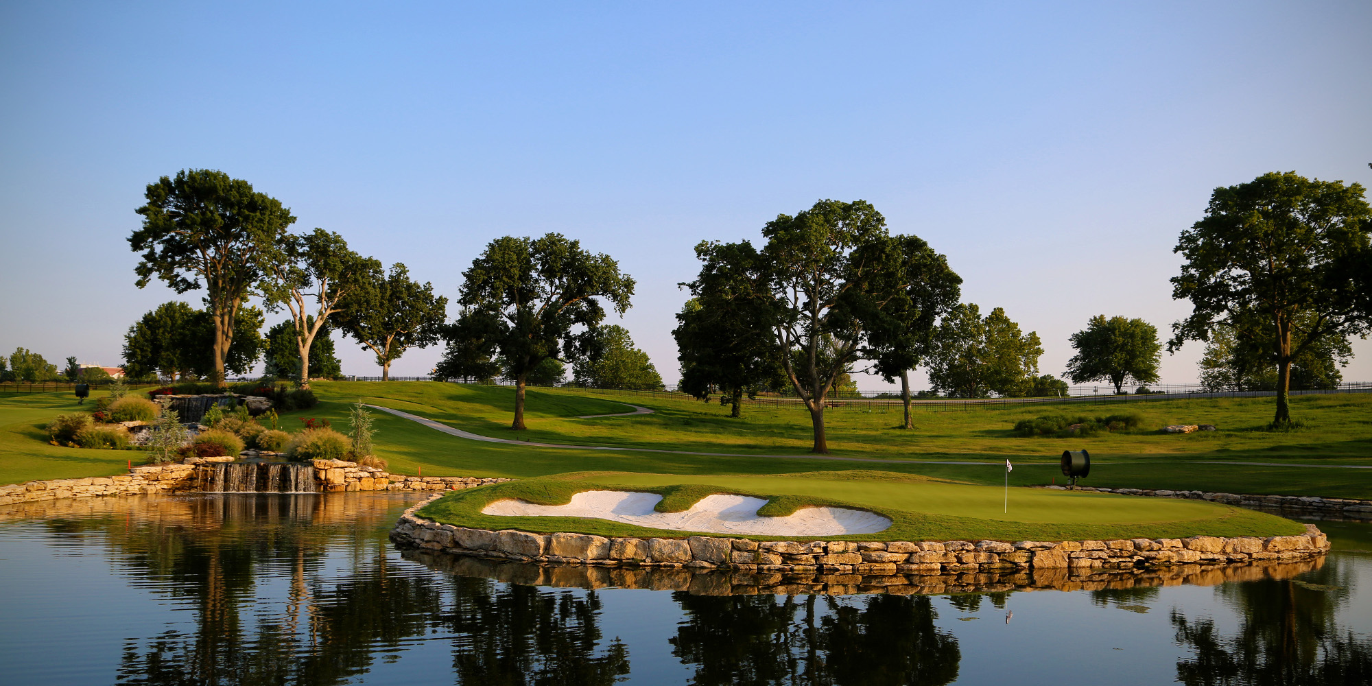 Golf Grand Lake in Grove, Oklahoma